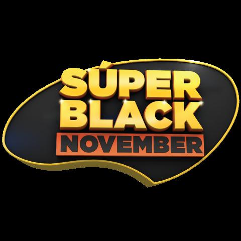 Súper Black November